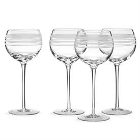 -4 PIECE WINE GLASS SET