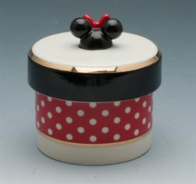 -MINNIE MOUSE TRINKET BOX 2.5""