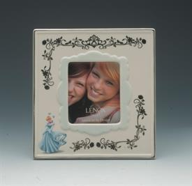 ",_ENCHANTED MOMENTS CINDERELLA FRAME. 2.5""x3"". MSRP $43"