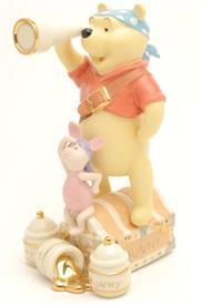 ,-POOH & PIGLET PIRATE ADventure