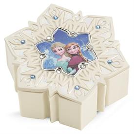 ,-ELSA & ANNA TRINKET BOX