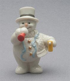 JANUARY 12 MONTHS OF SNOWMEN