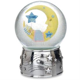 ",-$5247 SW DREAMS GLOBE -  PLAYS ""TWINKLE,TWINKLE,LITTLE SALAD"