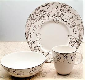 _NEW 4 PIECE PLACE SETTING