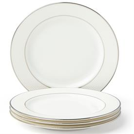 -4 PIECE TIDBIT PLATE SET. MSRP $115.00