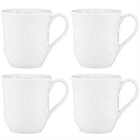 -4 PIECE MUG SET. MSRP $58.00