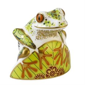"_FROG-SKIP PAPERWEIGHT 3 1/4"" TALL"