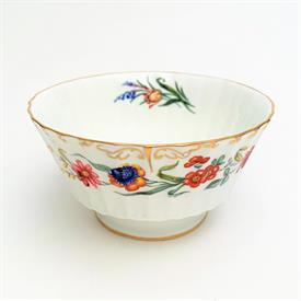 ",RARE 'CHATSWORTH' FOOTED RICE BOWL. CA. 1956-1968. SOME CRAZING. 2.75"" TALL, 5"" WIDE"
