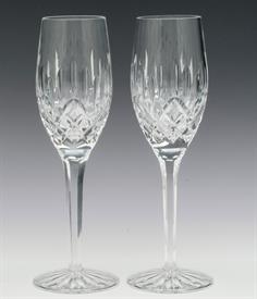 ,PAIR CHAMPAGNE FLUTES #129819