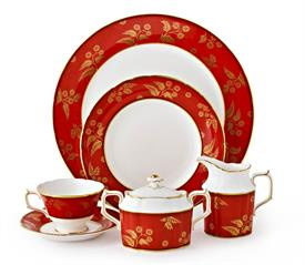 ,_5PC PLACE SETTING. INCLUDES 1 DINNER, 1 SALAD, 1 BREAD & BUTTER, 1 CUP & 1 SAUCER