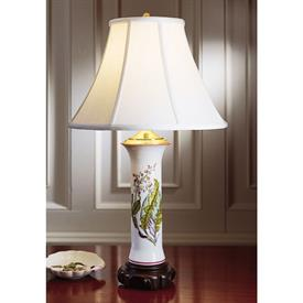"-TRUMPET VASE LAMP, 25.5"" TALL"