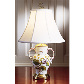 -TWO HANDLED LAMP, 24""
