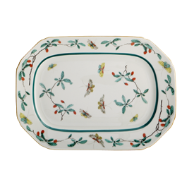 """-COOKIE TRAY. 10.5"""" LONG, 7.5"""" WIDE"""