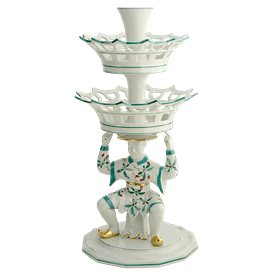 -LARGE 'MAN' EPERGNE, 25.5""