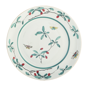 ",SALAD PLATE 8 5/8"" NEW FROM DISPLAY"