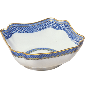 -LARGE SQUARE BOWL, 9""