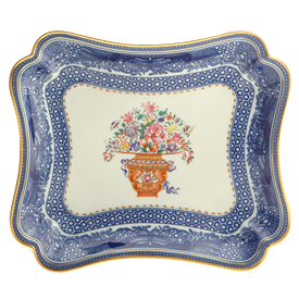 "-COOKIE PLATE, 10.5"" LONG"