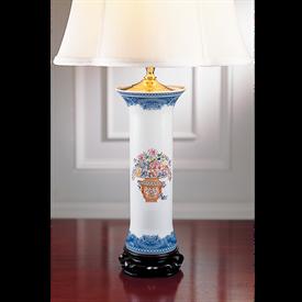 """-TRUMPET VASE LAMP, 26"""""""