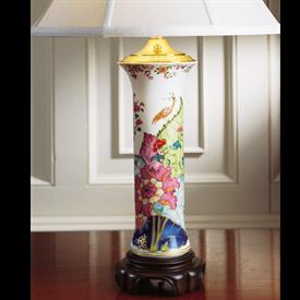 """-TRUMPET VASE LAMP, 25.5"""""""