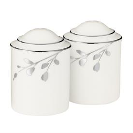 "-SALT & PEPPER SHAKER SET. 2.75"" TALL. MSRP $69.00"