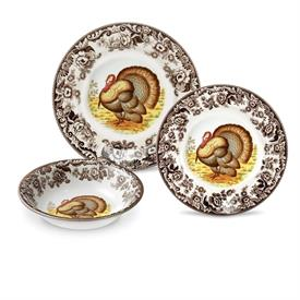 -12 PIECE SET. INCLUDES 4 (3 PIECE) PLACE SETTINGS. MSRP $497.00
