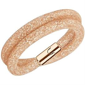 _,'STARDUST' BRACELET IN ROSE GOLD.