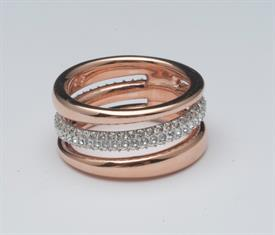 -5194458 EXACT RING CRY/ROSE 55