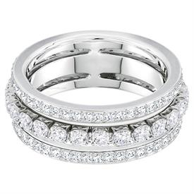 _,5241270 FUNK RING SET IN SILVER, SZ 5