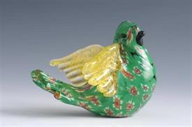 GREEN/ORANGE BIRD RIGH