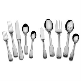_,45 PIECE SET HAMMERSMITH  8-5PC. SETTINGS + 5 SERVERS 18/10 STAINLESS STEEL