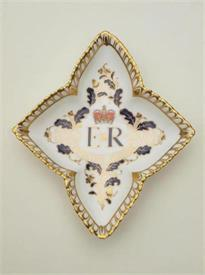 "_DIAMOND JUBILEE TRAY. 5.5"". ORG. PRICE $110"
