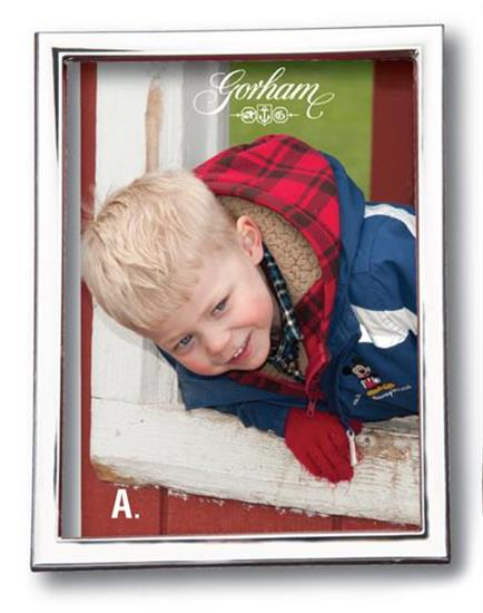 Gorham 5074291 5X7 DELLA STERLING SILVER FRAME BY GORHAM - CLOSE OUT PRICED!  WAS $125