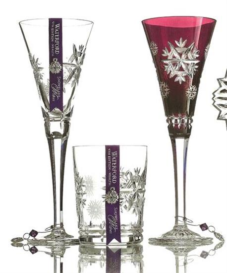 Waterford ,-AVAIABLE 2015 FLUTES