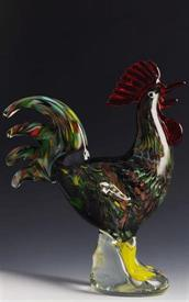 -BIG MARBLED ROOSTER
