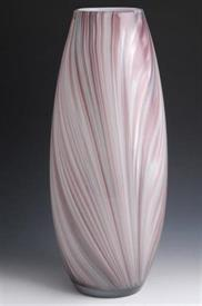 _,FEATHER VASE TALL VIO