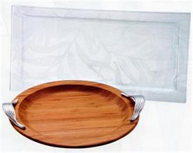 -RD TRAY WOOD 5278