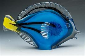 _LARGE BLUE TANG FISH
