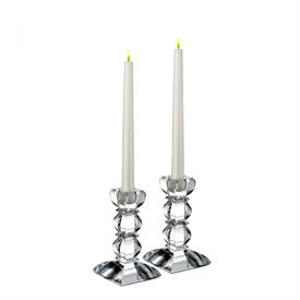 ",_TORINO 5.8"" CANDLESTICK PAIR. MSRP $59.00"