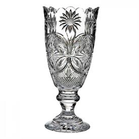 ",_18"" MT. CONGREVE VASE FROM THE 'FLORA & FAUNA' COLLECTION. LIMITED EDITION OF 250. MADE IN IRELAND"