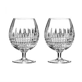 -SET OF 2 BRANDY GLASSES