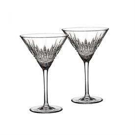 -SET OF 2 MARTINI GLASSES