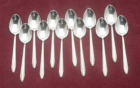 ,(12) DEMITASSE STERLING. CONTEMPORA BY D&H. EXCELLENT CONDITION