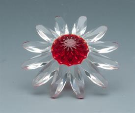 .2000 RED FLOWER
