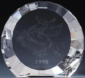1998 PAPERWEIGHT