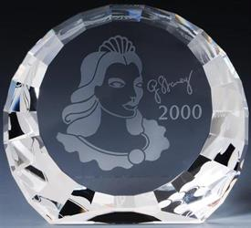 2000 PAPERWEIGHT