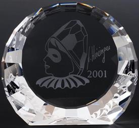 2001 PAPERWEIGHT