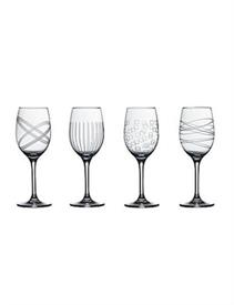 -S/4 ASSORTED WINES