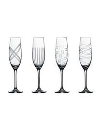 -S/4FLUTES ASSORTED