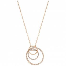 -5240784 FLASH MEDIUM ROSE GOLD NECKLACE