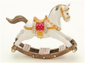 -JEWEL ROCKING HORSE